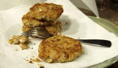 Black-eyed Pea Cakes from P. Allen Smith