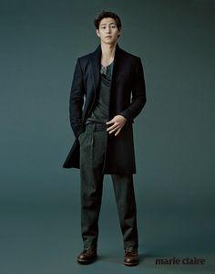 Song Jae Rim - Marie Claire Magazine December Issue '14