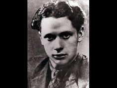 ▶ Dylan Thomas — If I Were Tickled By The Rub Of Love - YouTube