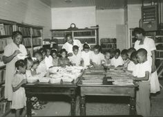 Henry Clay Anderson Collection, Smithsonian National Museum of African American History & Culture. #school #nmaahc #greenville