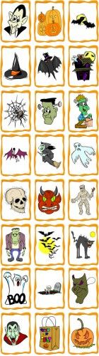 Flashcard Index - ESL Flashcards Halloween Vocabulary, Have Fun Teaching, Scary Monsters, Vocabulary Words, Cute Halloween, Esl, Free Printables, Printable Flashcards