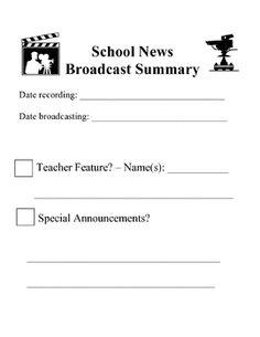 13 Best School TV Newscasts images in 2013   School tv