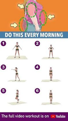 Fitness Workouts, Gym Workout Videos, Gym Workout For Beginners, Fitness Workout For Women, Easy Workouts, At Home Workouts, Metabolic Workouts, Morning Ab Workouts, Daily Exercise Routines