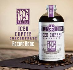 Cold Brew Recipes : PJ's Coffee