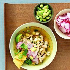 Chicken Posole Recipe | MyRecipes.com