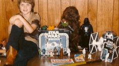 For Star Wars kids, anything and everything can take you on a trip to a galaxy far, far away.