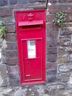 essay on post box in english
