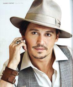Inspiração da semana - Johnny Depp