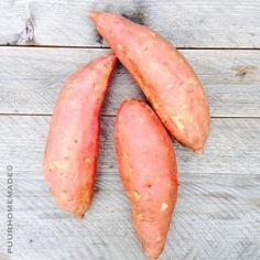 zoete aardappel (bataat) van www.puurhomemade.nl