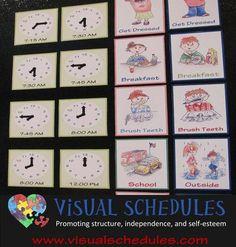 Visual Schedules