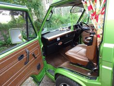 I like the door step detail. Vw Bus T3, Volkswagen Bus, Vw Camper, Vw T3 Syncro, Suzuki Carry, Camper Interior, Camper Conversion, Car Interiors, Busses