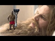 I like this ad despite it being an anti-beard ad. Definitely better than the last round of old spice ads for their bar soap. Verdict, The Good.