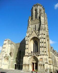 Église Notre-Dame, Saint-Lô, France