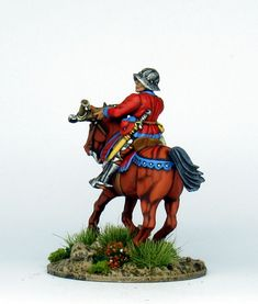 Captain Blood's Perry Mounted Men at Arms - Scum of the earth, PAINTED! 27 March - Page55