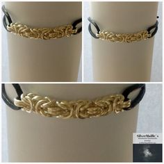 Sterling Silver Byzantine chain Bracelets #HandmadeJewelry #UnisexBracelets #ManBracelets #ByzantineBracelets #MadeInNorway #ChainmailleJewelry #ByzantineMaille #ChainmaillePattern #SilverBracelets #GiftForHim Chain Bracelets, Silver Bracelets, Bracelets For Men, Handmade Jewelry, Unique Jewelry, Handmade Gifts, Chainmaille, Byzantine, Jewelry Making