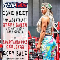 The Spartansuppz End of Financial Year Sale will be the hottest thing around  Come and meet @ehplabs athlete @stephfitmum at Spartansuppz Geelong from 12-2pm  You'll also score 10% off all EHPLabs products on the day Follow @Spartansuppz on the Tube. Snap us @Spartansuppz. #spartansuppz #muscle #Geelong #ballarat #bodybuilding #powerlifting #fitness #igfit #shred #gym #supplements #supps #insta #gymlife #iifym #diet #fitfreaks #swole #motivation #sale #inspiration #Australia #health #healthy…