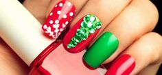 Great Ideas For Holiday Nails