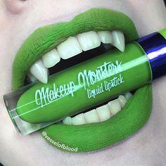 Makeup Monsters Cosmetics Liquid Lipstick :: G.I. JANE