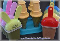 kierunek zdrowie: Zdrowe lody dla dzieci i nie tylko:-)