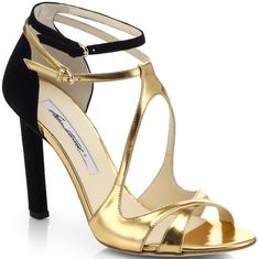 "Brian Atwood ""Hester"" Sandals"