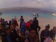 Gili Trawangan on Group
