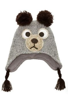 Buy Bear Trapper Hat from the Next UK online shop