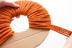 Large Yarn Pom Poms