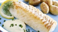 Pan Fried Cod with lemon & thyme scented potatoes - RTE Food