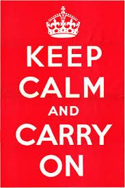 Resultado de imagen para keep calm