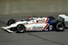 Bobby Rahal - March 84C Cosworth - Truesports Racing - Michigan 500 - 1984 PPG Indy Car World Series, round 8
