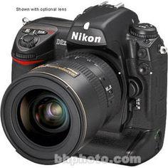 Nikon D2X, 12.4 Megapixel, Interchangeable Lens, SLR, Digital Camera