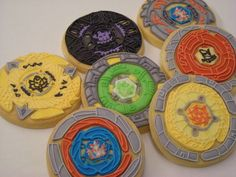 BEYBLADE COOKIES | by Cbonbon cookie
