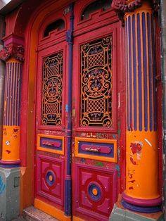 Mexican Door~