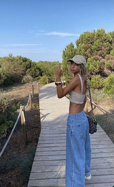 Mode Outfits, Retro Outfits, Cute Casual Outfits, Summer Outfits, Fashion Outfits, Fashion Trends, Summer Baby, Summer Girls, Hot Girls