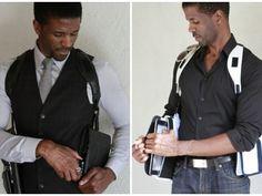 STRAP PACKS: A New Hope for Man! (US patent & Intl. pending) by J. Ashenafi — Kickstarter