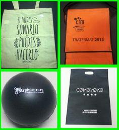 #regalopublicitario #personalizado #bolsa #contulogohttp://www.siglo21publicidad.com