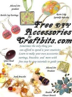 Free DIY Tutorials · Jewelry Making | CraftGossip.com