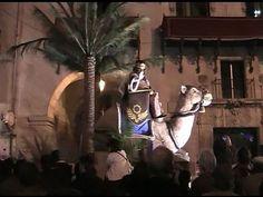 Dia de los reyes three kings festival Alicante Spain