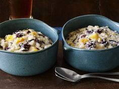 Whole-Grain Breakfast Porridge from #FNMag #myplate #grains