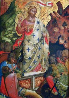 Lorenzo Veneziano - Resurrezione - 1371