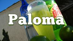 The Paloma is coming to you, straight outta Jalisco. Made with grapefruit soda, tequila, lime juice, and salt, this is one drink that will quench your thirst and leave you wanting more.