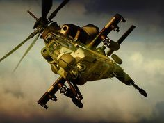 South African Air Force Denel Rooivalk - photo by Paul Job Attack Helicopter, Military Helicopter, Military Aircraft, South African Air Force, Plane Design, Cool Photos, Amazing Photos, Army Vehicles, Armor Concept
