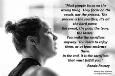 Sport Fitness Inspiration Ronda Rousey 34 Ideen … - Famous Last Words Fitness Inspiration Quotes, Fitness Quotes, Motivation Inspiration, Workout Inspiration, Wwe Quotes, Boxing Quotes, Qoutes, Fitness Motivation Pictures, Motivation Goals