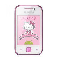 Samsung Galaxy Y S5360 NEW Hello Kitty Unlocked - Pink