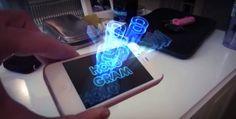 Évekbe, sőt akár évtizedekbe is beletelik, mire az Apple holografikus kijelzővel rukkol elő. Előzzük meg!