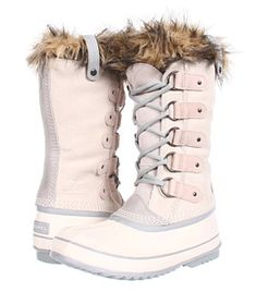 The Best Women's Snow Boot Styles: Sorel 'Joan Of Arctic II' - Snow Boots with Faux Fur Trim
