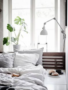 creative bedside table