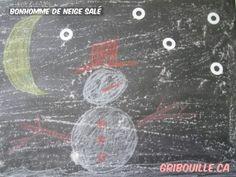 Voici une belle activité pour enfants pour bricoler avec le thème de la neige. Voici, Comme, Movie Posters, Art, Snowman, Children, Winter, Art Background, Film Poster