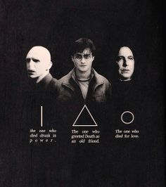 The Deathly Hallows, forever and always Harry potter ❤️