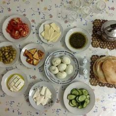 Good morning from Palestine Breakfast Palestine Food, Albanian Recipes, National Dish, Serious Eats, Middle Eastern Recipes, Arabic Food, Dessert Recipes, Desserts, Mediterranean Recipes